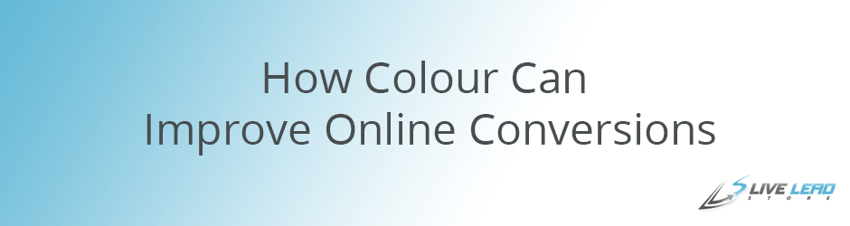 How Colour Can Improve Online Conversions